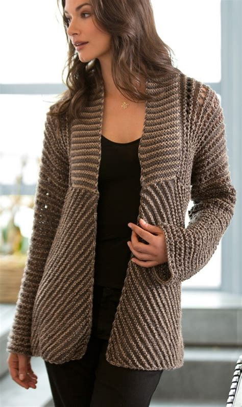 knitted coat patterns for free jacket and coat knitting patterns in the loop knitting