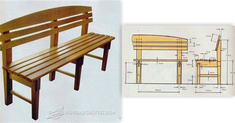 woodworking plans bench seat plans for wooden outdoor benches diy woodworking plans