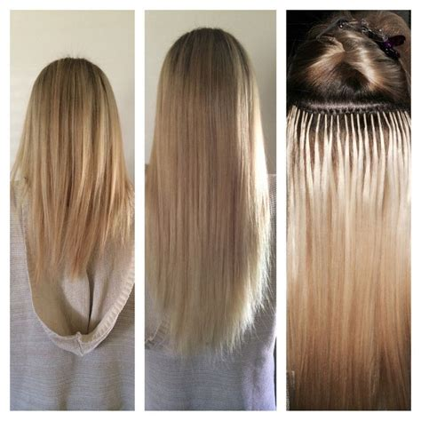 hair extensions micro best 25 micro bead hair extensions ideas on