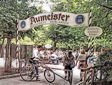Langlauf Englischer Garten München by Aumeister Biergarten Radtour In M 252 Nchen Zum Aumeister