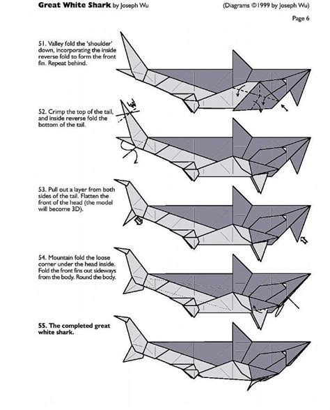 how to make a origami shark step by step origami shark inspiration