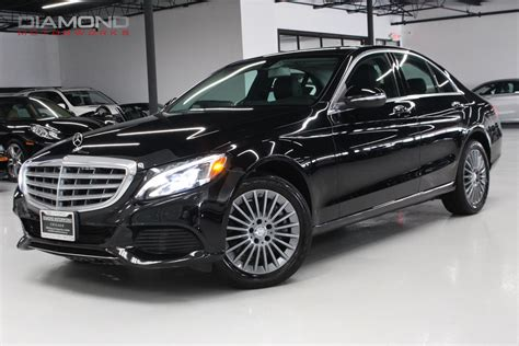 Mercedes 2015 C Class by 2015 Mercedes C Class C 300 4matic Stock 014752 For