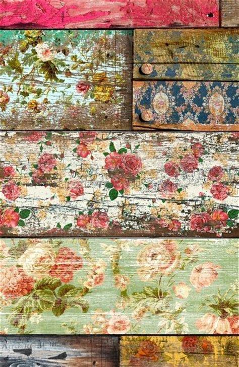 decoupage on painted wood rococo style print stoffen decoupage en rococo
