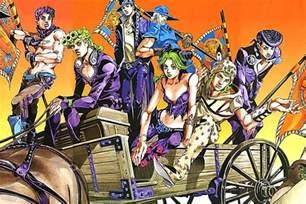 jojo adventure adventures part one is phantom blood any