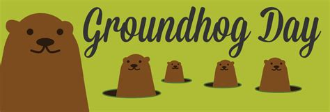 groundhog day bar multi variate testing and groundhog day