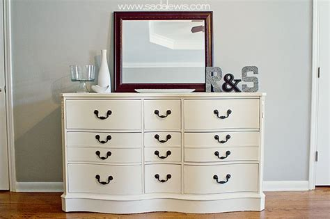 chalk paint in white dresser makeover with white chalk paint 174 decorative