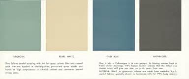 paint colors for vw beetle vw bug paint pictures