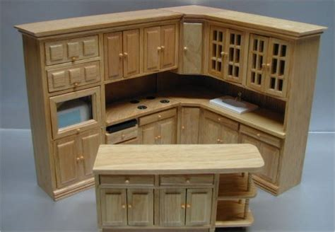 dollhouse furniture kitchen dollhouse kitchen furniture appliances from fingertip