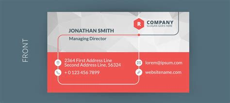 how to make visiting card for free 18 best free business card templates graphicloads