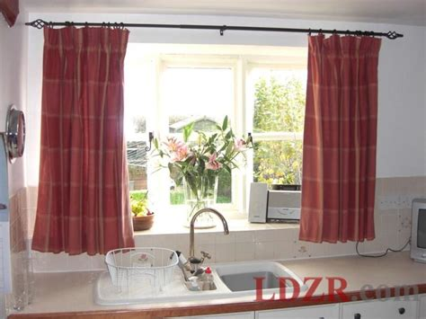 curtain ideas for kitchen windows curtains for original kitchen home design and ideas