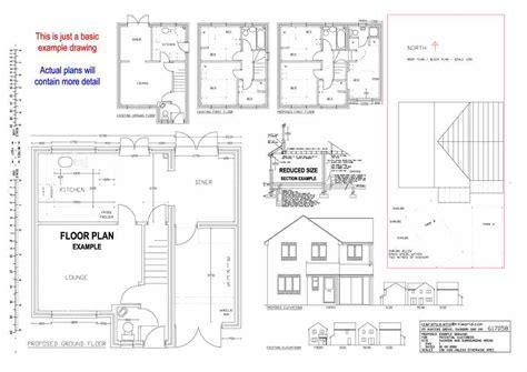 draw building plans b