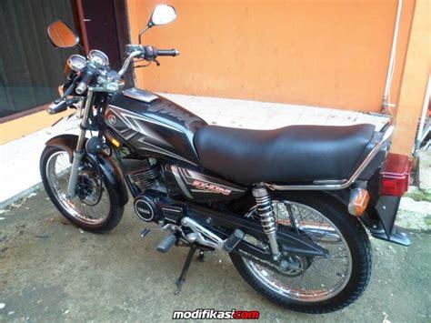 Lu Modifikasi Motor by Yamaha Rx King 2004 Tangan 1 Lumayan Oeriiginal Laahh
