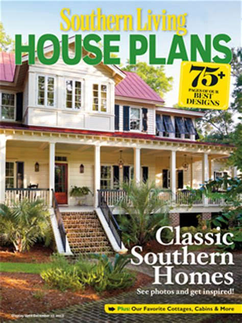 house plan magazines southern living house plans magazine home design and style
