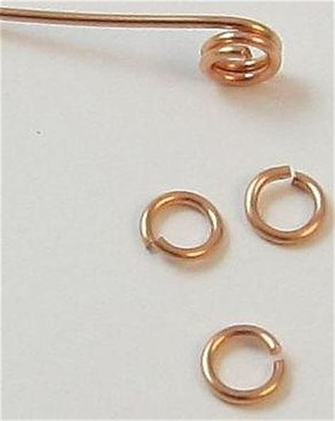 how to make jump rings for jewelry how to make your own jump rings for jewelry out of wire