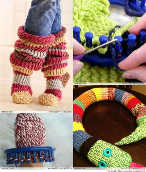 loom knitting ideas loom knitting projects craft ideas