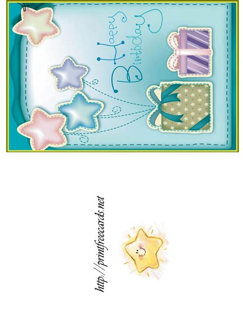 free greeting card printables free greeting card templates