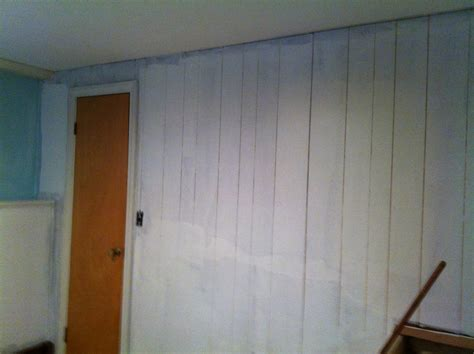 how to fix wood paneling the pfaff pfix painting wood paneling