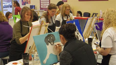 paint with a twist arbor arbor animal hospital a2ah staff let at