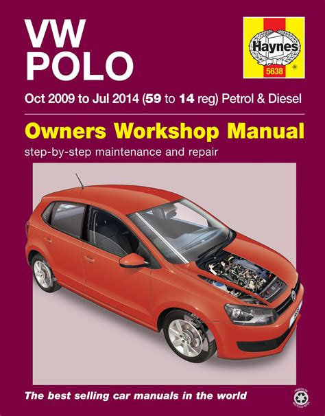 online car repair manuals free 1994 volkswagen golf electronic throttle control vw polo 2009 2014 haynes publishing