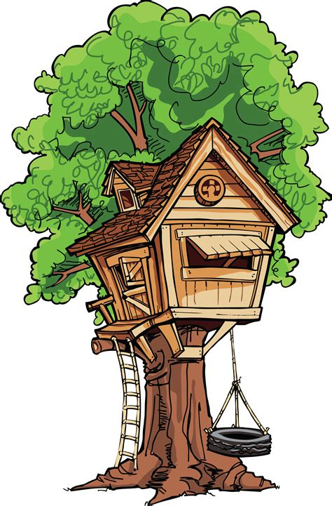 treehouse kid and craft tree house clip when you go into the creative world