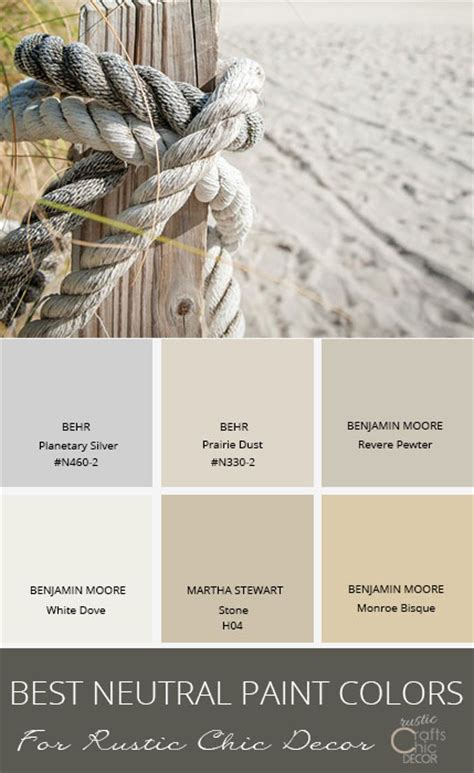 best neutral paint colors the best neutral paint colors to enhance your rustic style