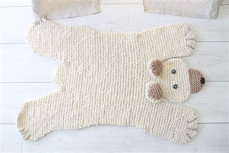 knit rug pattern rug knitting pattern https www etsy fr