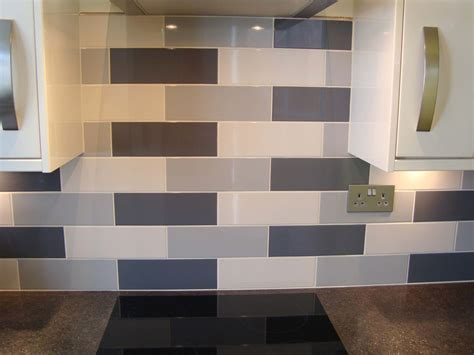 tile in kitchen linear white gloss wall tile kitchen tiles from tile