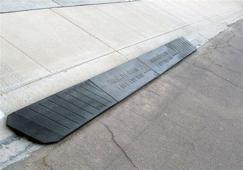 rubber st business for sale the antidote to driveways that scrape bridjit curbs