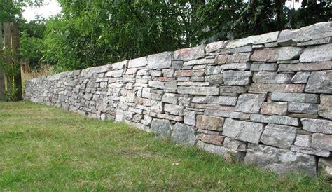 garden wall stones retaining walls highland stonecraft