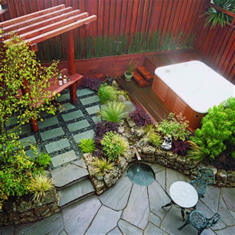 patio ideas for small gardens small space garden patio ideas and designs sunset