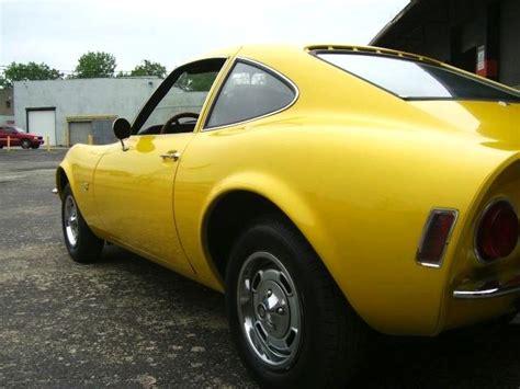 70 Opel Gt by Pop Ups 70 Opel Gt Mint2me