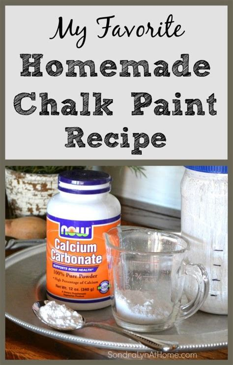 diy chalk paint formula 20 best images about distressed and painted on