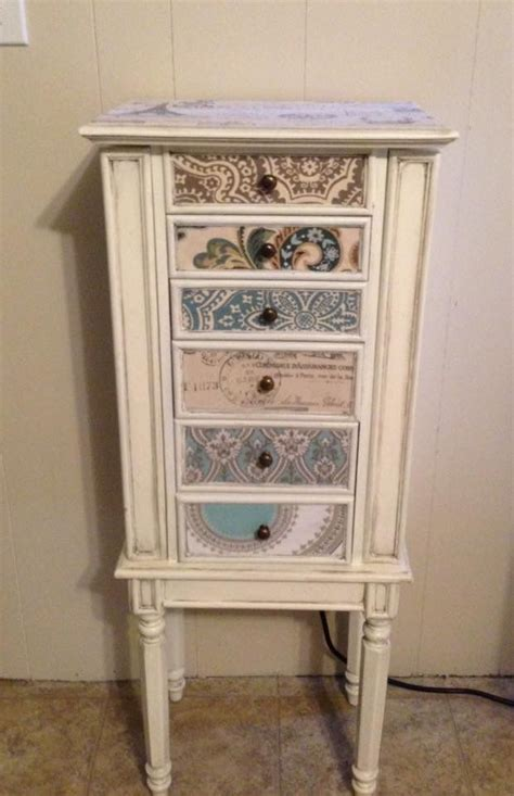 how to make a jewelry armoire 17 best ideas about jewelry box makeover on