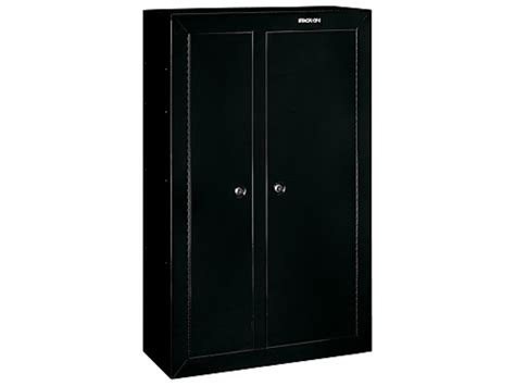 stack on 10 gun door cabinet stack on 10 gun door security cabinet black