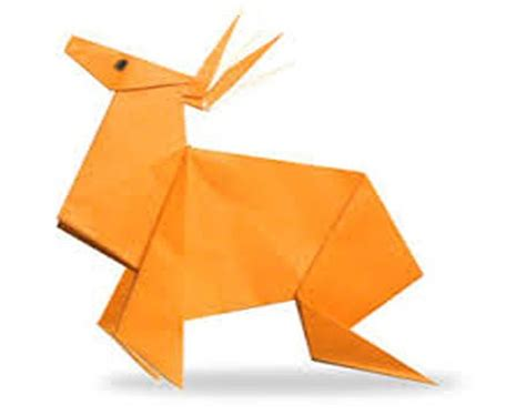 origami deer 17 best images about origami on easy origami