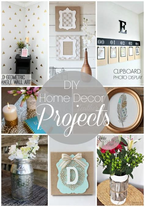 craft and home projects 20 diy home decor projects link features i
