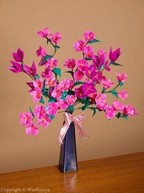 origami flower arrangements origami flower paper flowers