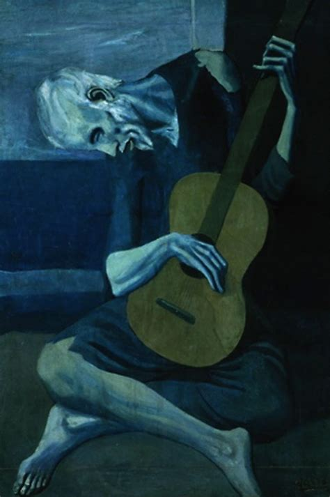 picasso paintings from the blue period picasso blue period i