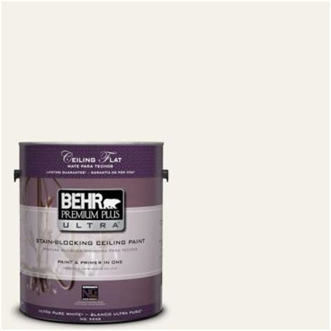 behr paint color falling snow behr premium plus ultra 1 gal ppu18 7 ceiling tinted to