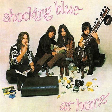 at home at home shocking blue