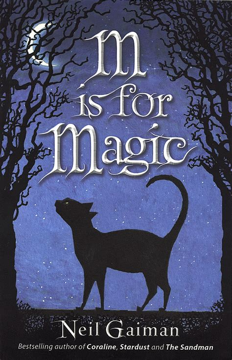 M Is For Magic By Neil Gaiman Books And