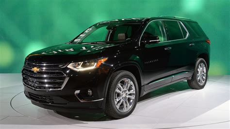 2018 Chevy Traverse Concept by 2018 Chevy Traverse Pricing Released New Design New