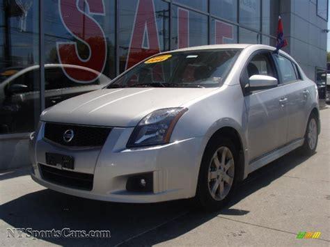 2011 Nissan Sentra Sr by 2011 Nissan Sentra 2 0 Sr In Brilliant Silver Metallic