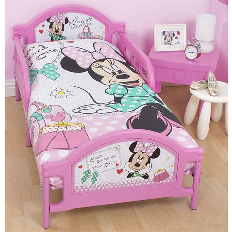 minnie mouse bed set minnie toddler bed set home furniture design
