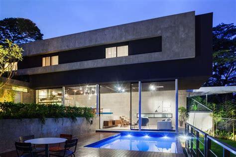 Projeto Gourmet Projeto Para casa urbana contempor 226 nea e iluminada casa vogue casas