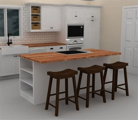 ikea kitchen islands with seating home design ideas build ikea kitchen islands on budget