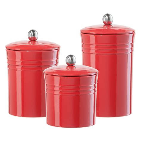 storage canisters kitchen gift home today storage canisters for the kitchen