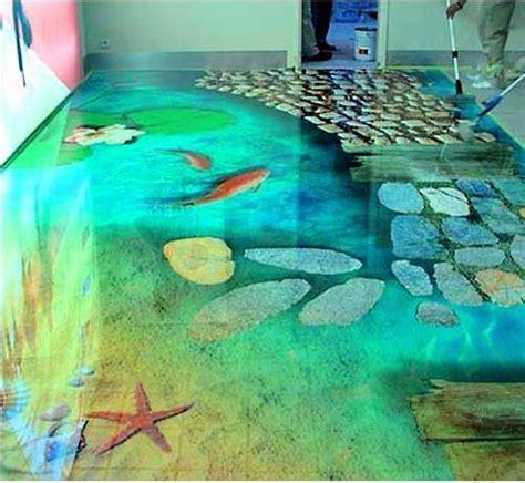 Old Bathroom Tile Ideas by 3d Flooring Ideas And 3d Bathroom Floor Murals Designs