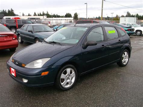 2003 Ford Focus Mpg by Fuel Economy Of A 2003 Ford Focus