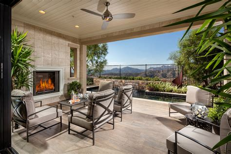 Two Bedroom Loft Floor Plans avila at porter ranch glen collection the mayberry